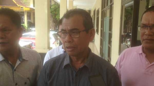 Kunjungi MY di Polresta Pekanbaru, Mursini Akui Belum Temui Korban Pelecehan Seksual Pelatih Dayung Riau