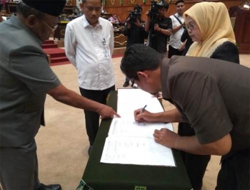 MoU KUA PPAS Riau Diteken, Nilainya Rp9,1 Triliun