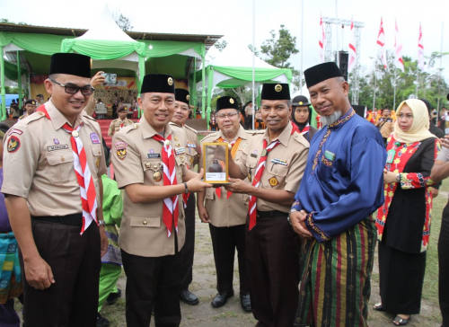 Kemah Ukhwah Regional III Sako Pramuka se-Sumatera di Siak Bakal Dimeriahkan Wali Band