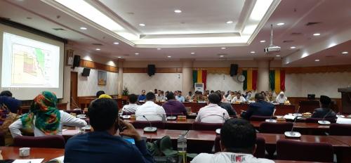 Komisi II DPRD Riau Minta Pemkab Kampar Tidak Libatkan Perusahaan dalam Mediasi Antar Kopni