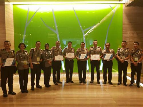 8 Polres di Jajaran Polda Riau Raih Penghargaan Pelayanan Publik dari Menpan-RB, Ini Pesan Kapolda