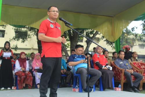 Unilak Pekanbaru Gelar Rektor Cup 2019