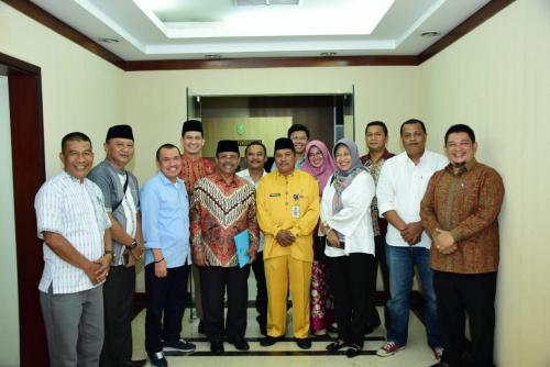 Pemkab Bengkalis Hanya Usulkan 2 Kecamatan Dimekarkan, Komisi I Minta Dilakukan Kajian