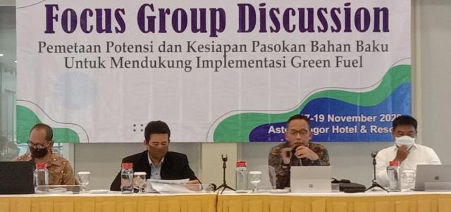 PTPN V Perkuat Petani Sawit Akselerasi Program BBN Nasional