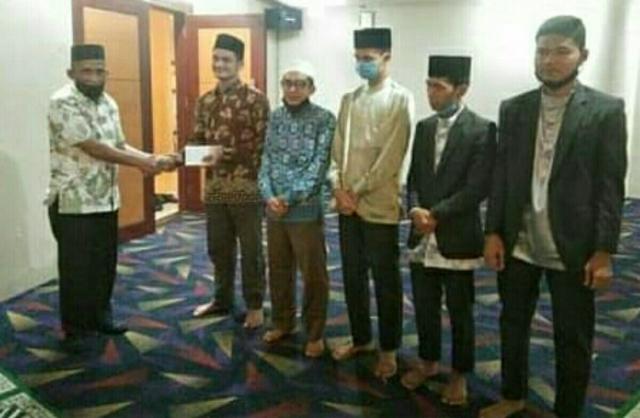 Ahmad Hambali Nasution Asal Pelalawan Ukir Prestasi di MTQ Nasional Sumatera Barat