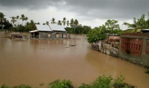 Diterjang Banjir Bandang, Bima Bagaikan Kota Mati