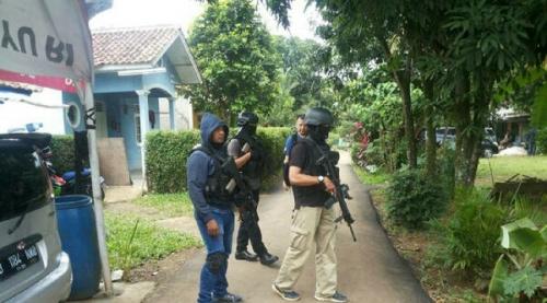 Densus 88 Juga Tangkap Terduga Teroris di Payakumbuh