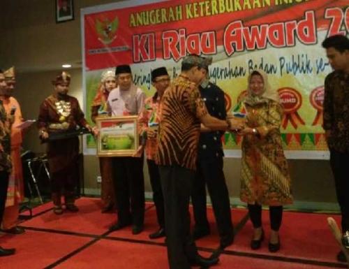 KIP Riau Nobatkan Inhu sebagai Kabupaten Inspiratif dan Inovatif 2018, Ternyata Ini Alasannya..