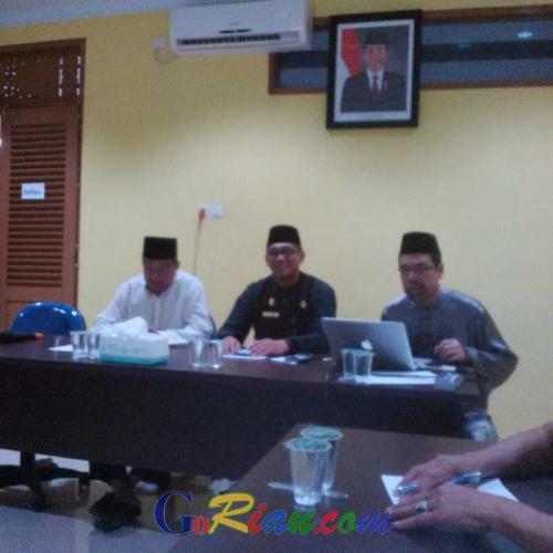 Rencana Gelorakan Sejarah Melayu Riau ke Tingkat Internasional, Disparekraf Riau Minta Tunjuk Ajar ke LAM
