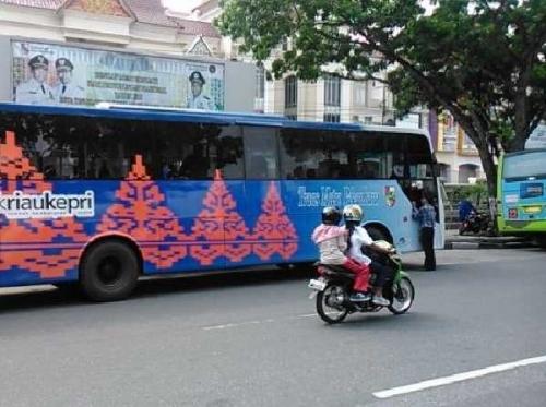 Mulai Februari, 105 Bus Trans Metro Pekanbaru akan Dikelola PT TPM