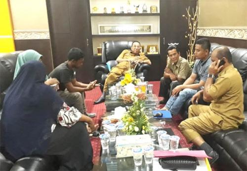 Oknum Anggota Dewan Diduga Gauli Istrinya, Warga Kopah Lapor ke DPRD Kuansing