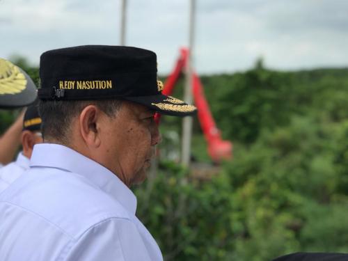 Wagubri Edy Nasution Ajak Semua Pihak di Kabupaten dan Kota Lebih Serius Tangani Karhutla Tahun Ini