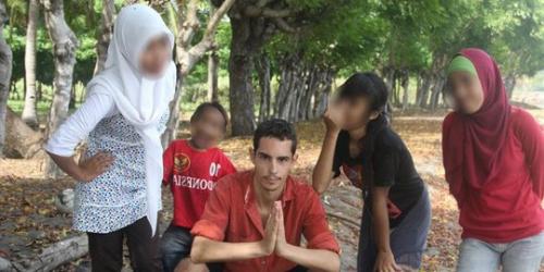 Setelah Jadi Tahanan Kota, Jurnalis Mongabay.com Ditangkap di Palangkaraya