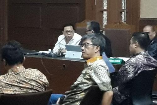 Kasus Korupsi e-KTP, Anang Mengaku Berikan 1,8 Juta Dollar AS kepada Setya Novanto