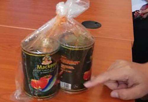 Dinkes Riau: Cacing Sarden yang Ditemukan di Meranti dan Inhil Bisa Sebabkan Diare dan Sakit Perut