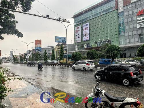 Mulai Besok, Tilang Elektronik Sudah Berlaku Termasuk di Pekanbaru, Berikut Daftar Pelanggaran yang Terekam