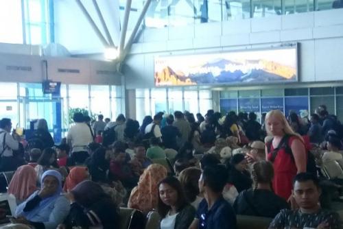 Delay Hampir 4 Jam, Garuda Janji Bayarkan Kompensasi Rp300 Ribu Per Penumpang