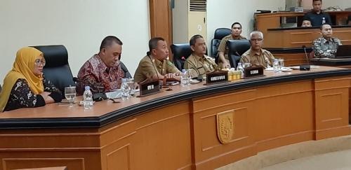 Tim Korwil KPK Lakukan Koordinasi dan Evaluasi Pencegahan Korupsi ke Riau