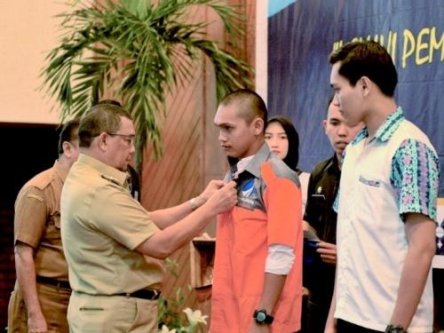 Pelatihan Pemagangan Dalam Negeri 2019 Mampu Kurangi Angka Pengangguran di Riau