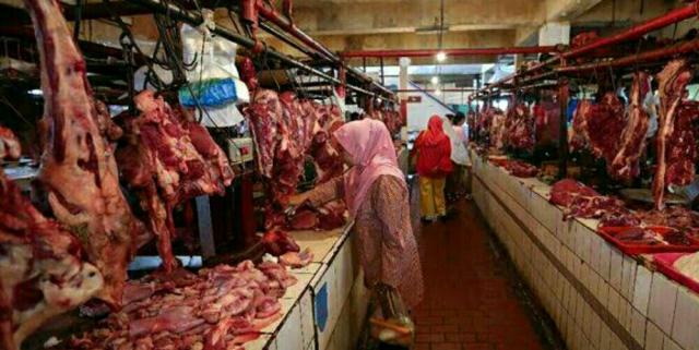 Ramadan Pekan Kedua, Harga Daging Sapi di Pelalawan Tembus Rp 130 Ribu