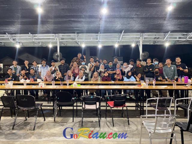 Rajut Kembali Kebersamaan, Mahasiswa Minang UIN Suska Gelar Buka Puasa Bersama