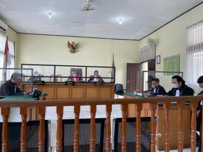 Dugaan Korupsi Hotel Kuansing Mulai Disidangkan