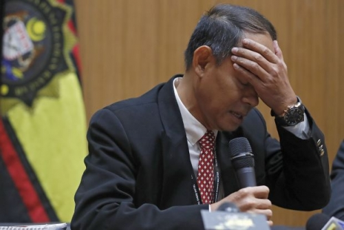 Selidiki Korupsi Dana 1MDB, Ketua KPK Malaysia dan Jaksa Agung Dicopot Najib Razak Tahun 2016
