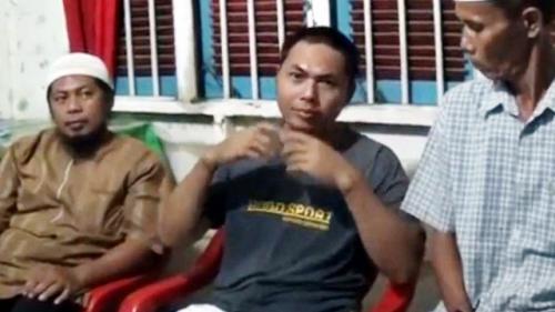 Ditangkap Densus 88 dan Dibebaskan Setelah 7 Hari Ditahan, Budi Sinaga Mengaku Mendapatkan Kekerasan