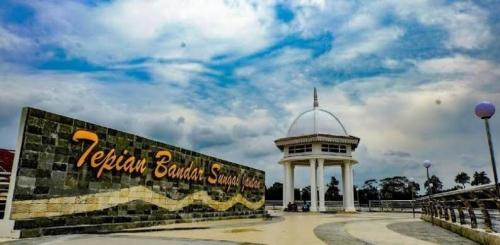 Tiru Malaka, Tepian Bandar Sungai Jantan Siak Bakal Ramai Speed Boat dan Perahu Hias