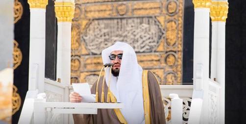 Pria Bertongkat Coba Serang Khatib Shalat Jumat di Masjidil Haram