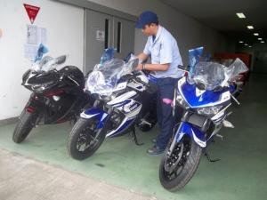 Anda Pengen Bekerja di Yamaha Indonesia?, Segera Mendaftar ke Sini