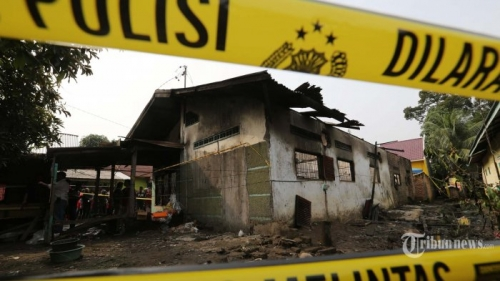 Ini Nama 30 Korban Tewas Akibat Kebakaran Pabrik Mancis di Binjai