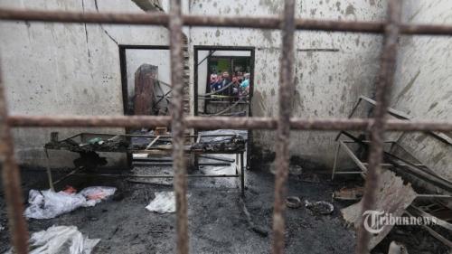 Pabrik Mancis Terbakar, Yunita, Desi dan Fitri Tewas bersama Anak-anaknya