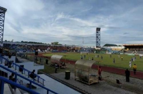 Laga Putaran Pertama Liga 2, PSPS Riau Kalah Tipis 2-3 dari PSMS Medan
