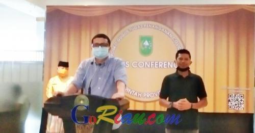 Dua Tenaga Kesehatan di RSUD Puri Husada Inhil Positif Covid-19