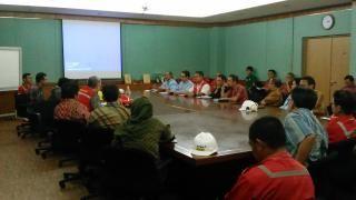 RAPP Raih Predikat Memuaskan dalam Audit SMK3