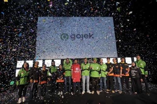 Logo Baru Gojek, Simbol Evolusi Jadi Platform Teknologi On-Demand Terdepan di Asia Tenggara