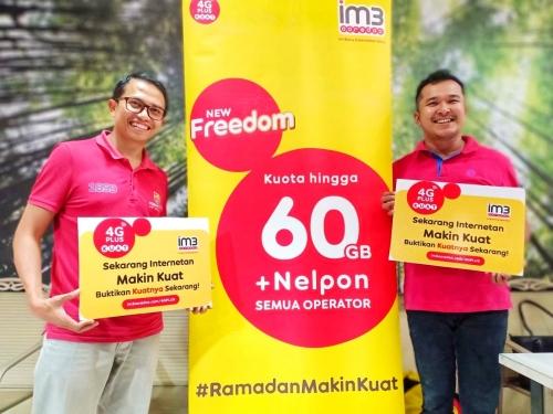 Wow, 4G Plus Indosat Ooredoo Kini Meluas ke Kuansing, Bengkalis, dan Rohul
