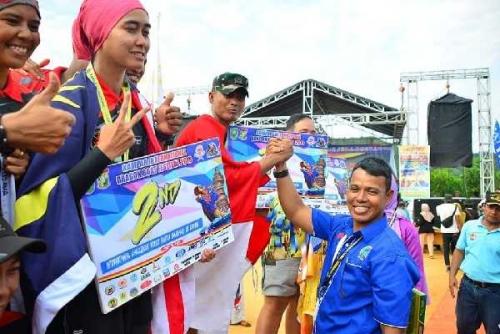 Tim PODSI Kampar-Indonesia Raih Juara Umum KIDBF 2019, Posisi Kedua Manila