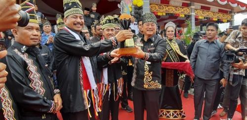 Setelah Pecahkan Rekor MURI, Pemkab Kuansing akan Daftarkan Pacu Jalur dan Randai ke UNESCO