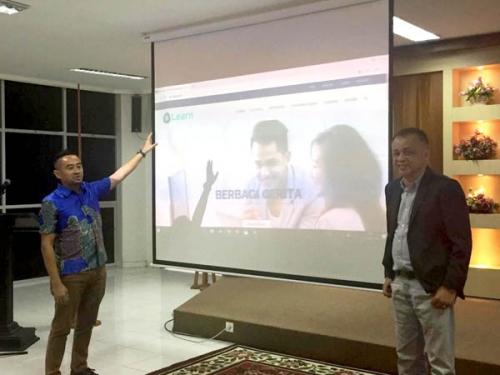 Kerjasama XL Axiata dan Unand, Manfaatkan Platform E-Learn.id untuk Tingkatkan Mutu Pendidikan