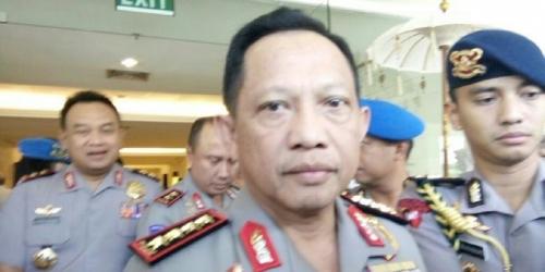 Penangkapan Direktur Narkoba Polda Bali Atas Perintah Kapolri