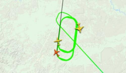 Sempat Berputar-putar di Langit, Empat Pesawat Akhirnya Dialihkan karena Gagal Mendarat di Bandara SSK II Pekanbaru