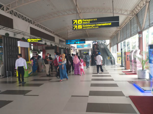 Kabut Asap di Pekanbaru, Pesawat Asal Malaysia Balik tak Jadi Mendarat