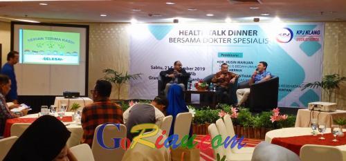 Rekomendasi Rumah Sakit Terbaik Bagi Warga Riau yang Ingin Berobat ke Negeri Jiran, KPJ Klang Bisa Jadi Solusi