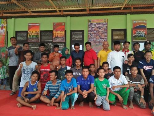 Akhir Bulan ini, 37 Atlet Asal Kecamatan Kandis Ikuti Porprov di Kampar