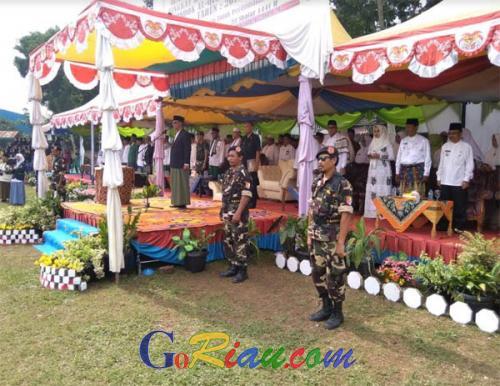 3.000 Santri Ikuti Peringatan Hari Santri di Baganbatu
