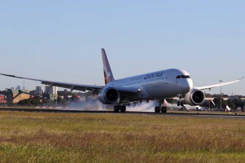 Pertama di Dunia, Pesawat Qantas Terbang 19 Jam Nonstop dari New York ke Sydney