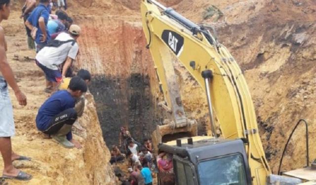 11 Pekerja Tambang Batubara Tewas Tertimbun di Sumsel