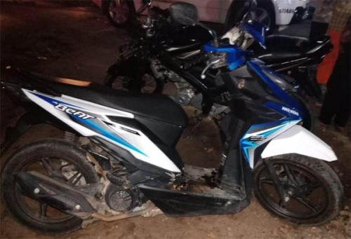 2 Sepeda Motor Terlibat Laka Lantas di Bagan Batu Rohil, 1 Orang Tewas